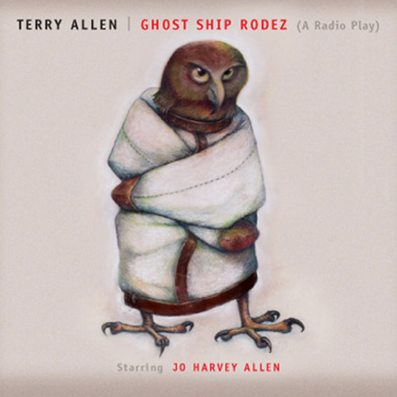 Terry Allen - Ghost Ship Rodez